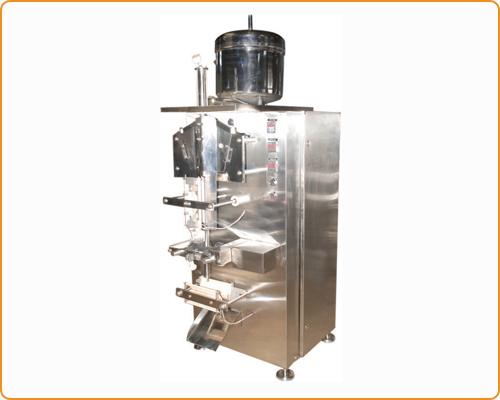 Liquid Pouch Packing Machine   The Radhey Export